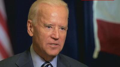 """Biden: """"Vamos a mantener el Senado"""""""