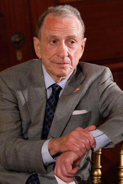 14 de octubre. Arlen Specter, 82 años de edad. Senador republicano que r...