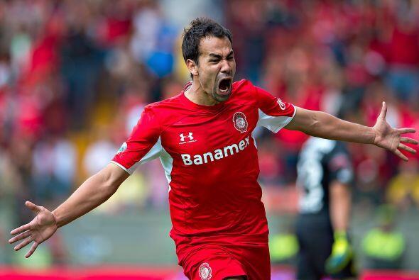 El cuarto lugar sólo ha ganado el título en una ocasión, Toluca es el eq...