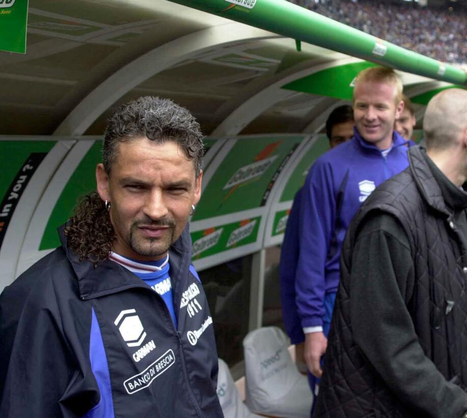 Mediocampista: Roberto Baggio (Italia) - Corea  y Japón 2002