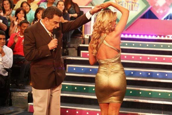 Y es que El Don sabe que este talento debía aparecer en su programa para...
