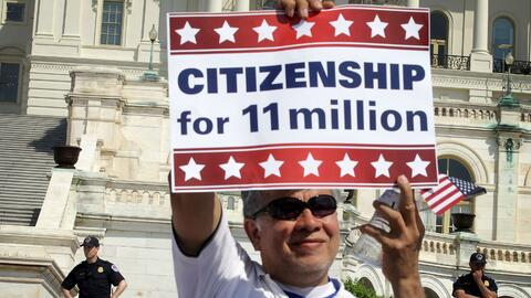 La reforma migratoria y la legalización de los 11.3 millones de i...