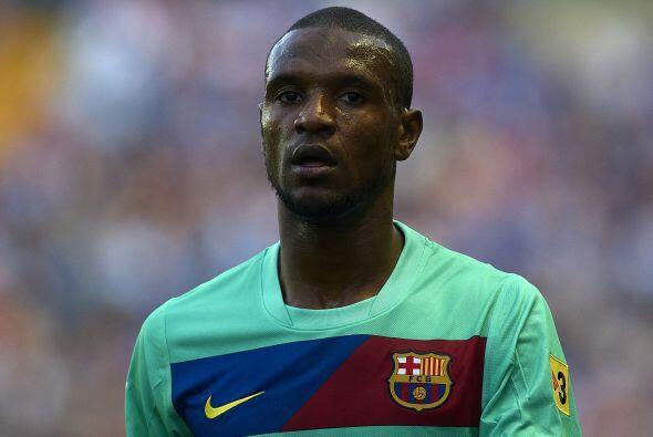 La salida de Abidal del Barcelona ha puesto a circular los rumores sobre...