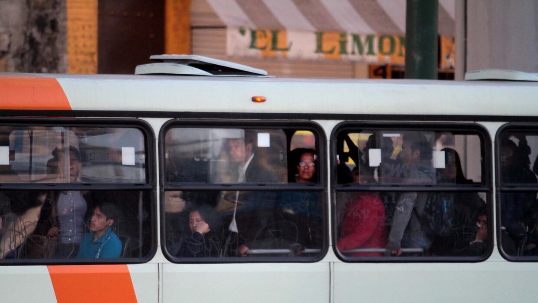 Transporte Público en la Ciudad de México