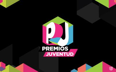Premios Juventud 2017 black background