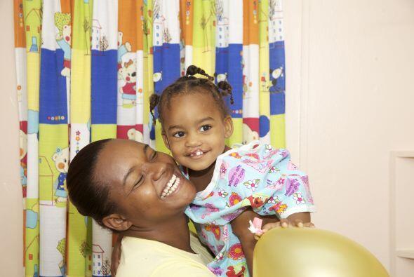 Cada tres minutos, un niño nace en el mundo con labio hendido.