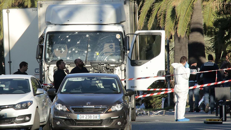 El ataque en Niza (Francia) mató a más de 80 personas durante las celebr...