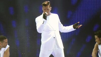 Ricky Martin preocupado por la educación de los niños