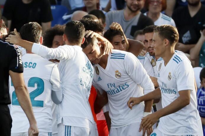 Ahora, el equipo de Zidane –que sumó su triunfo número 75 como entrenado...