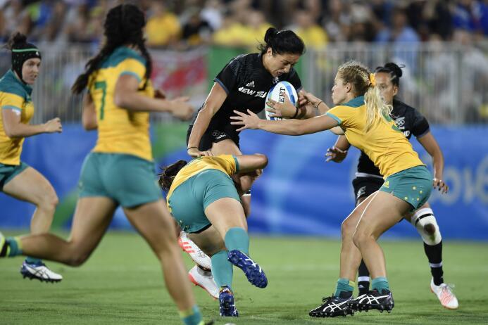 Australia escribe historia dorada como primer campeón olímpico femenil d...