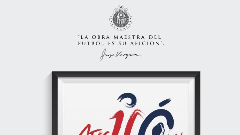Chivas cumplió 110 años