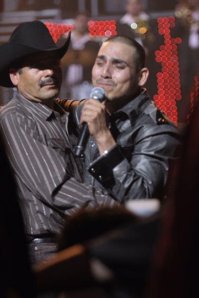 Como Espinoza Paz, quien seguro le pone chinita la piel a las concursant...
