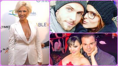 Lety Calderón y otras actrices que han tenido romances con hombres menores