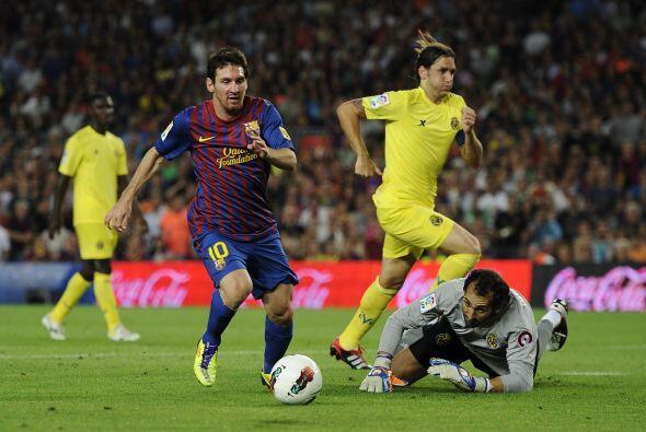 Pero el hombre que se cansaba de repartir pases para gol también haría d...
