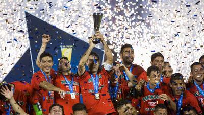 Estados Unidos 2-3 México: El Tri es el amo de la Concacaf