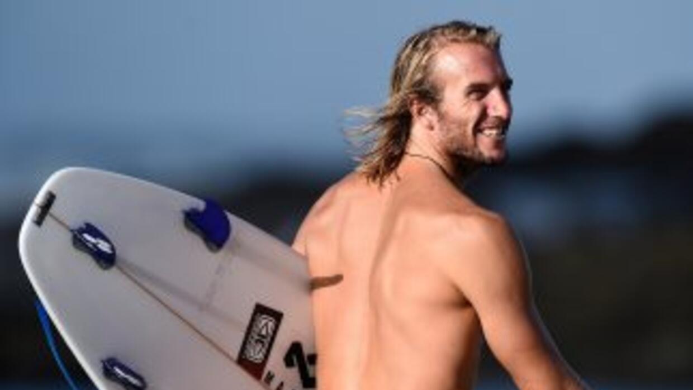 El surfista australiano Owen Wright gana el Fiji Pro y se convierte en l...
