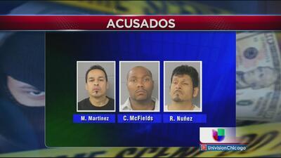 Caen presuntos pandilleros por robos en La Villita