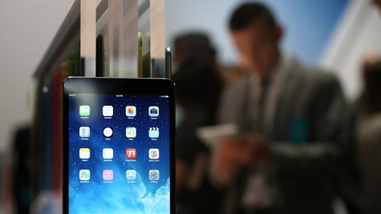 La nuevaiPad Mini Retina fue puesta a la venta con precios que van de l...