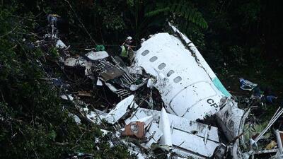 ¿Aerolínea pirata? Avión del Chapecoense era investigado para saber si transportaba cocaína