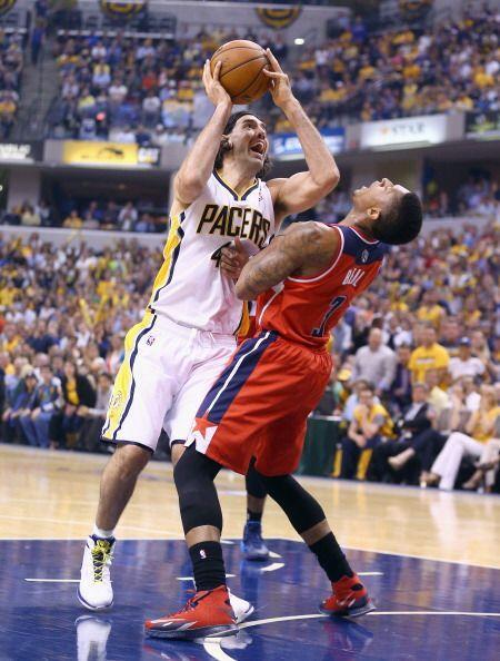 El mejor por los Pacers en esta ocasión fue el alero David West,...