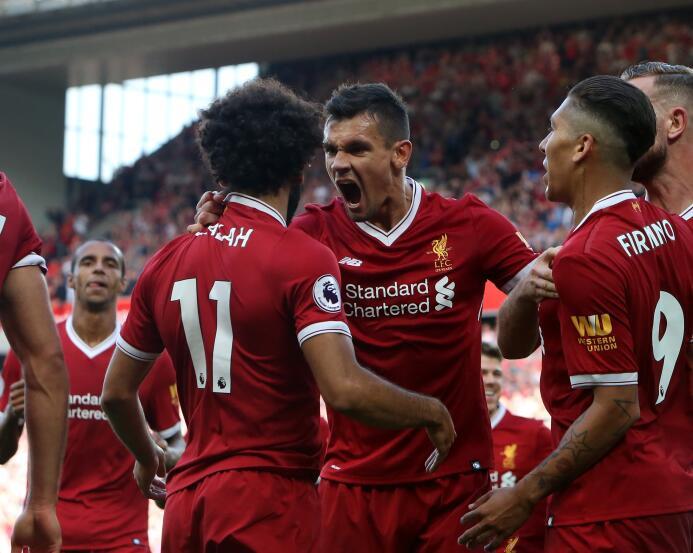 8. Liverpool F.C. (Inglaterra): 437 millones de euros