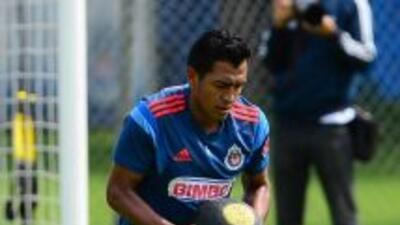 Omar Esparza.