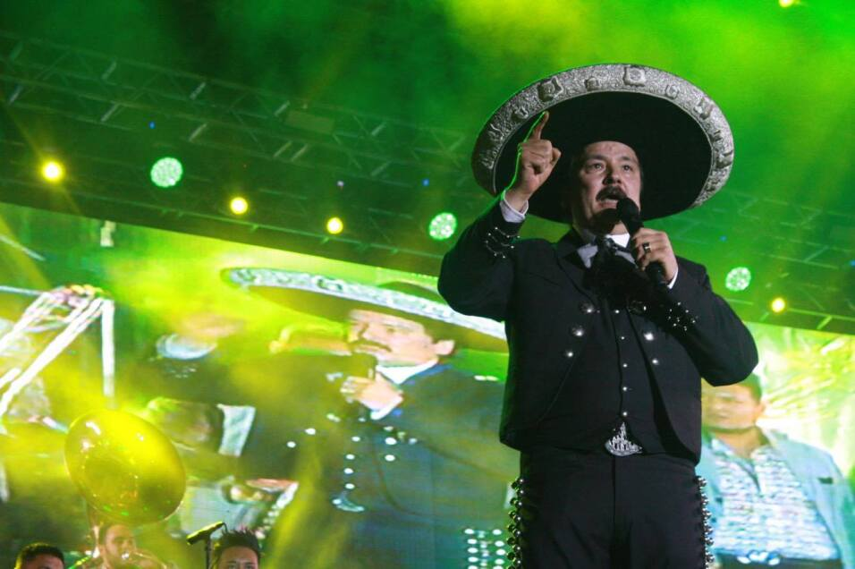 Homenaje Antonio Aguilar