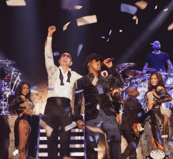 Pitbull y Prince Royce
