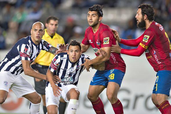 De los 8 equipos que disputarán los 4 partidos tenemos 3 de Costa Rica,...