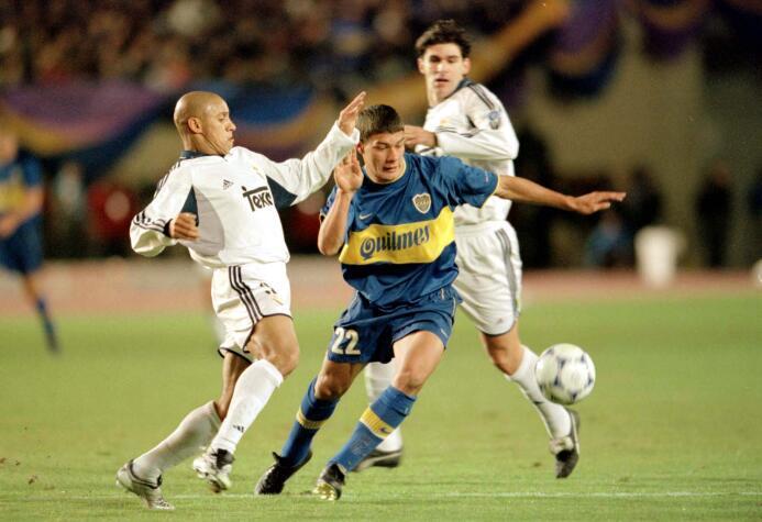 Real Madrid cumplió 17 años sin perder una final internacional GettyImag...