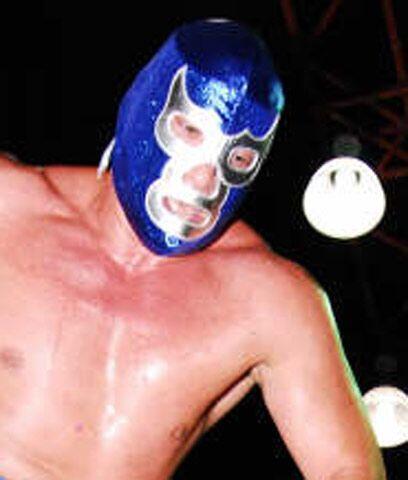 Blue Demon Jr....Fecha de Nacimiento: 16 de julio 1966 Lugar de Nacimien...