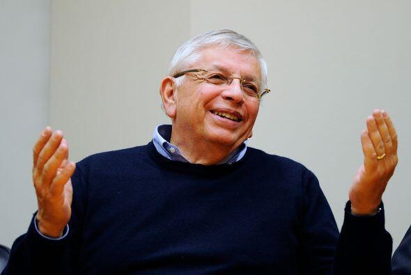 Al concluir los negociaciones Stern se mostró optimista en cuanto a la p...