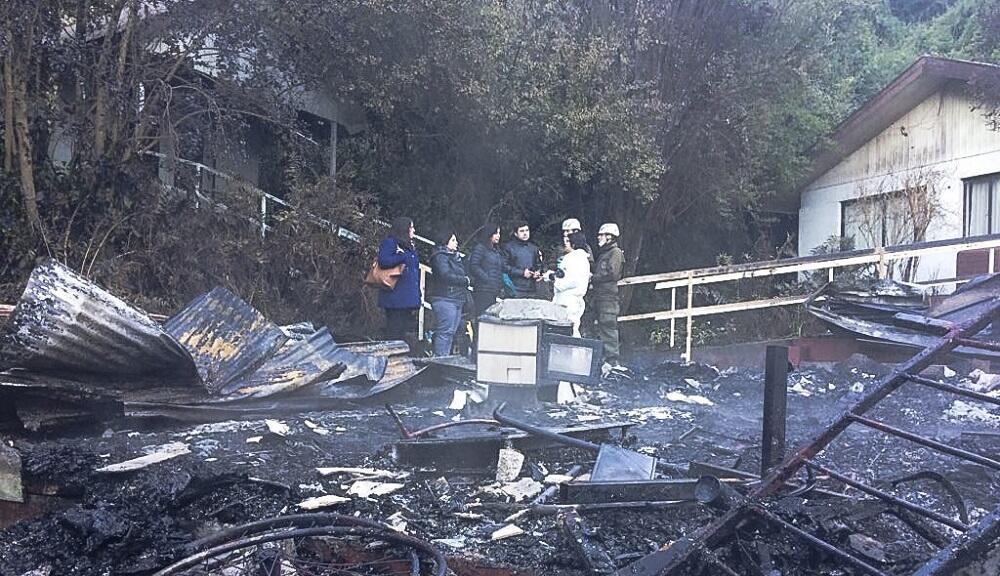 Un voraz incendio mata a 10 mujeres en un asilo en Chile (latercera.com)