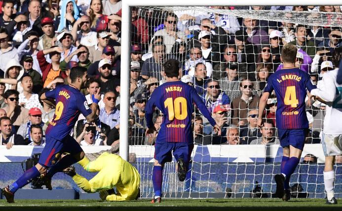 El Barcelona paseó en el Bernabéu: 14 puntos de diferencia y clásico nav...