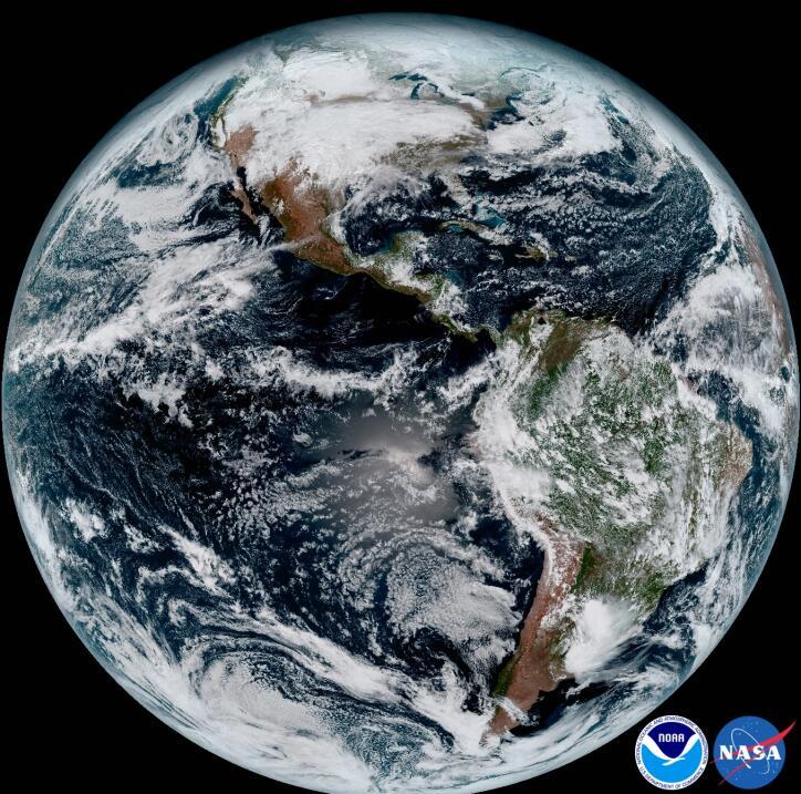 Dos meses antes de lo esperado se forma la primera tormenta tropical del...