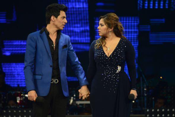 Mario y Vivian compartieron una íntima mirada antes de anunciar al elimi...