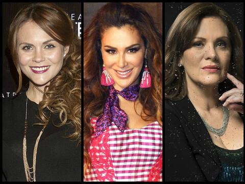 Estas actrices prefieren los amores jóvenes