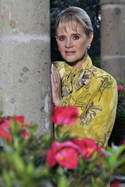 """Cuando creció y se convirtió en actriz dejó de ser """"Teresita"""" para conve..."""