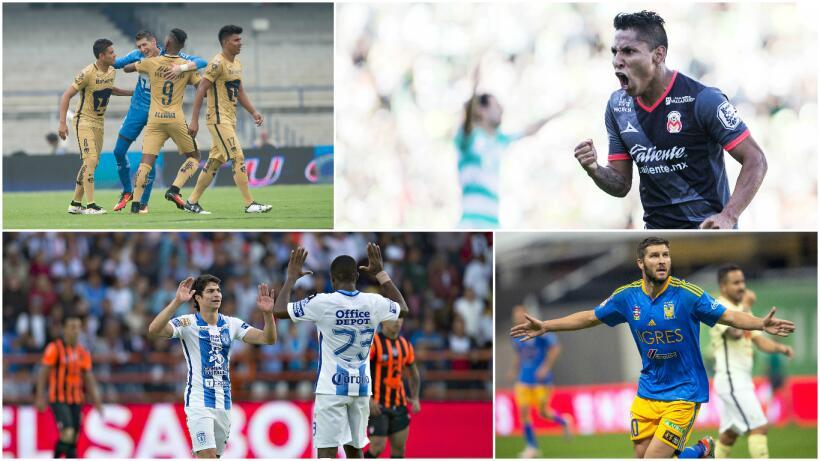 Lo mejor de la jornada tres del Apertura 2016