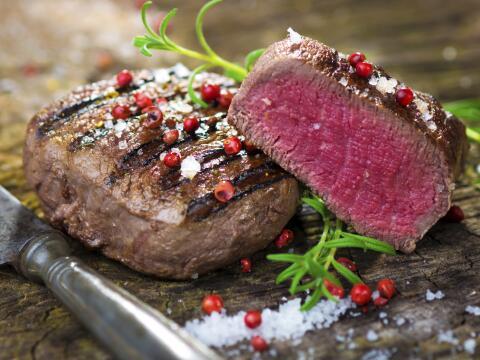 cortes de carne para el horno
