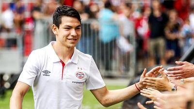 El PSV del 'Chucky' jugará frente al ganador de Qarabag-BATE Borisov en Champions League