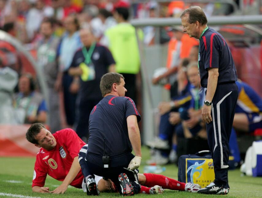 El Mundial de Alemania 2006, lejos de ser una experiencia favorable para...