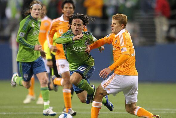 Sounders y Dynamo comenzaron la semana dos en la MLS dividiendo puntos.