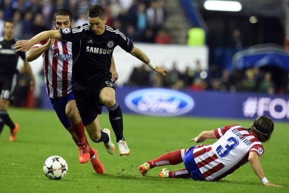 El regreso de Fernando Torres a la que fuera su casa pasó mayormente des...