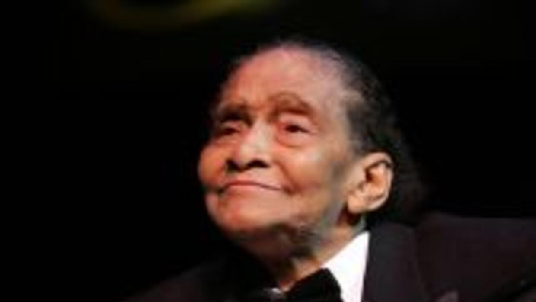 El jazzista de 88 años de edad murió mientras dormía en su casa en Las V...
