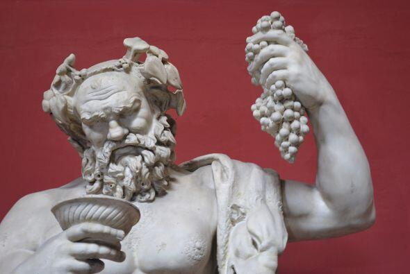 El dios original. Seguramente escuchaste hablar del dios griego del vino...