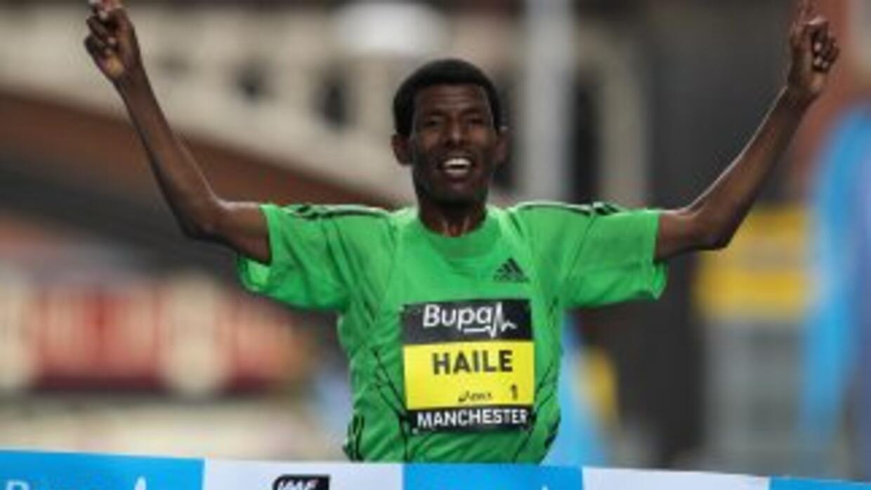 Haile Gebrselassie ganó el Premio Principe de Asturias .