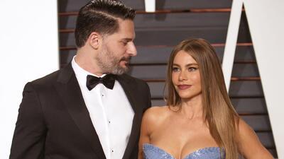 Sofía Vergara sabe que Joe Manganiello es su mejor accesorio