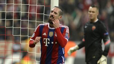 Franck Ribery.