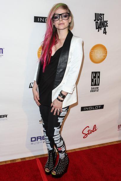 Ni bajo fianza dejaríamos salir a Avril Lavigne del calabozo en d...